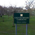 New signs make the gardens more prominent